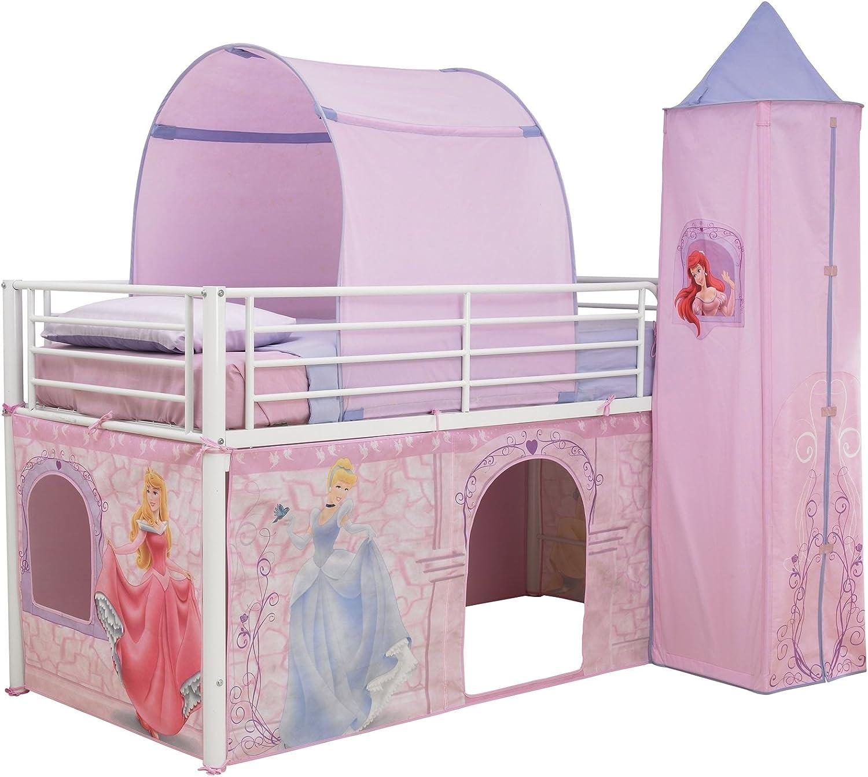 Letto A Castello Principesse.Worlds Apart 490dsp01e Set Tenda Per Letto A Castello Principesse