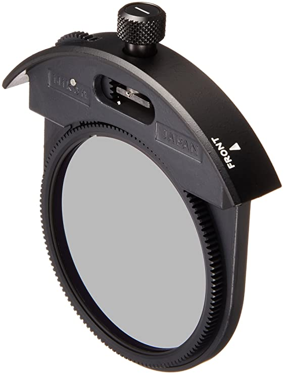 Nikon FTA07501 C-PL1L 52mm Drop-in Circular Filter Accessories at amazon