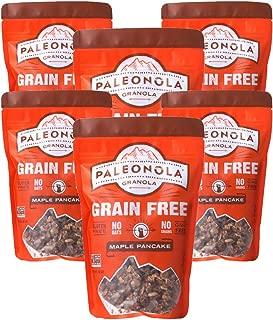 product image for Paleonola Maple Pancake Grain Free Granola | Gluten Free, Non-GMO, Dairy Free, No Refined Sugars, 10 Oz Bags (6 Pack)