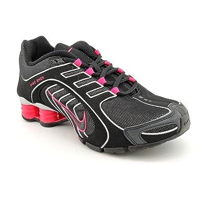 sports shoes e5358 02607 Nike Shox Navina Cross Training Shoes Womens  Amazon.co.uk  Shoes   Bags