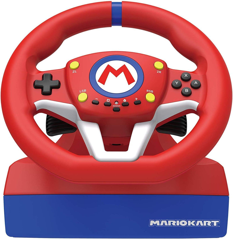 HORI - Volante Mario Kart Pro Mini (Nintendo Switch/PC): Amazon.es ...