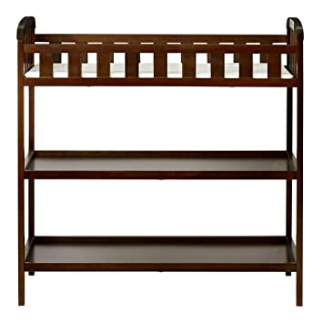 Dream On Me Emily Changing Table, Espresso