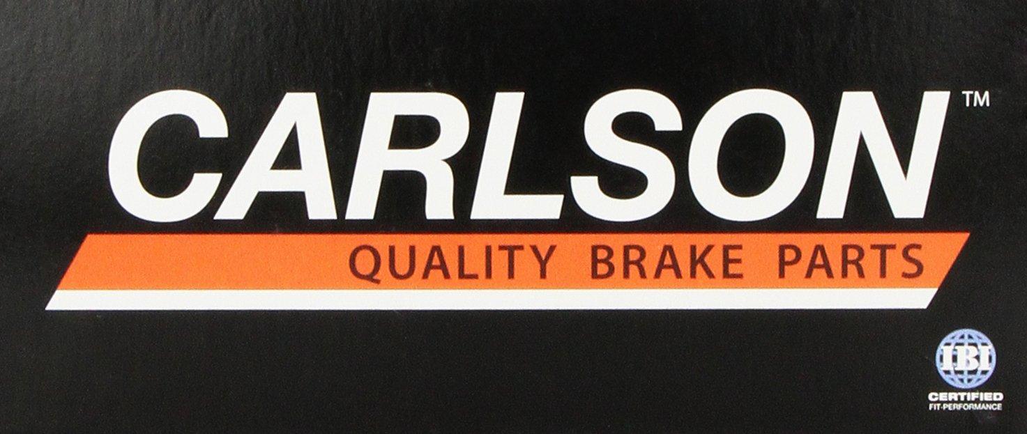 Carlson Quality Brake Parts H7130 Brake Combination Kit
