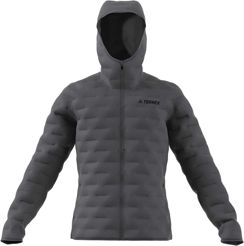 ADIDAS TERREX HERREN Daunenjacke Light Down Hooded Jacket