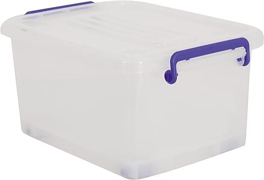 MSV Caja DE ORDENACION 13L, 39x28x19 cm: Amazon.es: Hogar