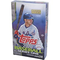 $89 » 2020 Topps Baseball Series 1 Hobby Edition Factory Sealed 24 Pack Box - Baseball Wax Packs