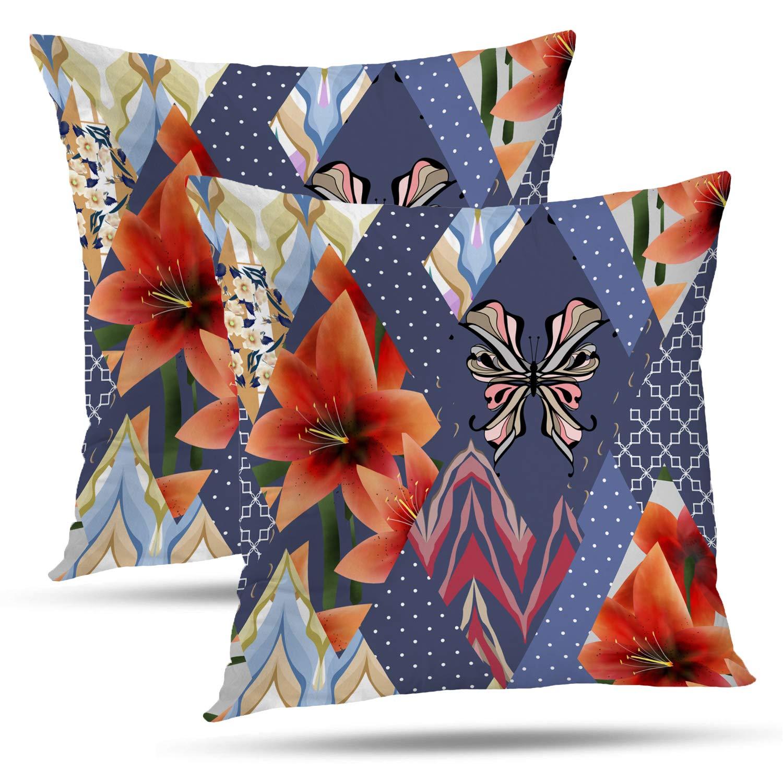 Amazon.com: Batmerry Spring Pillows Decorative Throw Pillow ...