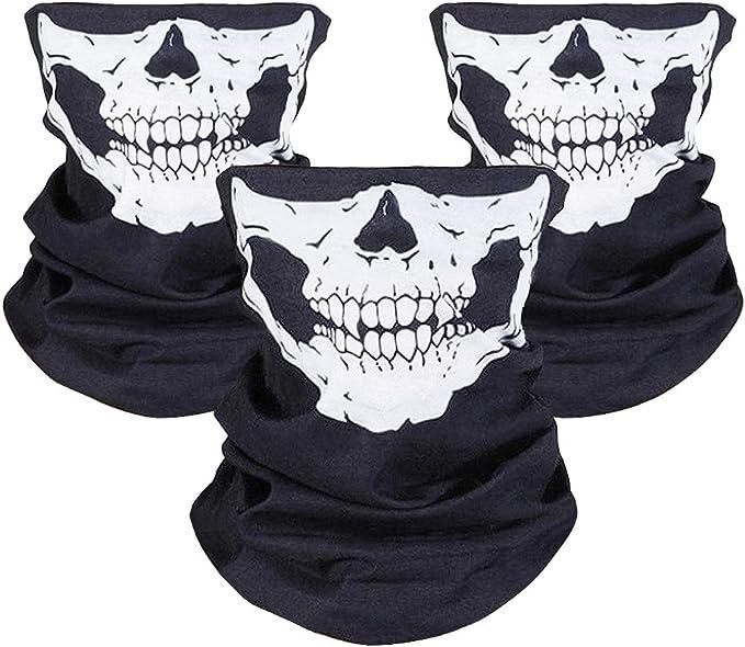 Acheter masque tete de mort online 1