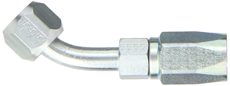 EATON Weatherhead 21305N-685 45 Degree Female Swivel Tube Elbow Fitting AISI//SAE 12L14 Carbon Steel SAE 37 Degree 1//4 Hose ID 5//16 Tube Size 1//4 Hose ID 5//16 Tube Size