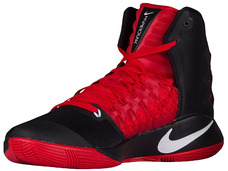 Amazon.com | Men's Nike Hyperdunk 2016 Basketball Shoes Black 844362-016 (12)  | Basketball