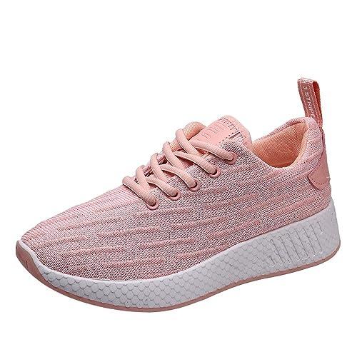 Mesh Sneaker Damen Herren,ABSOAR Männer Frauen 2018 Sommer Turnschuhe Kreuzgurte Flache Schuhe Freizeitschuhe Gym Skate Laufschuhe Atmungsaktiv