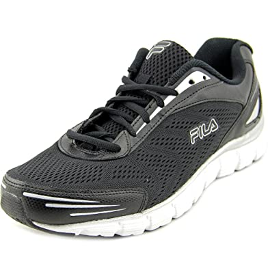 Fila Shoes Fila Memory Cloak 4 Womens Sports Shoes Black/White
