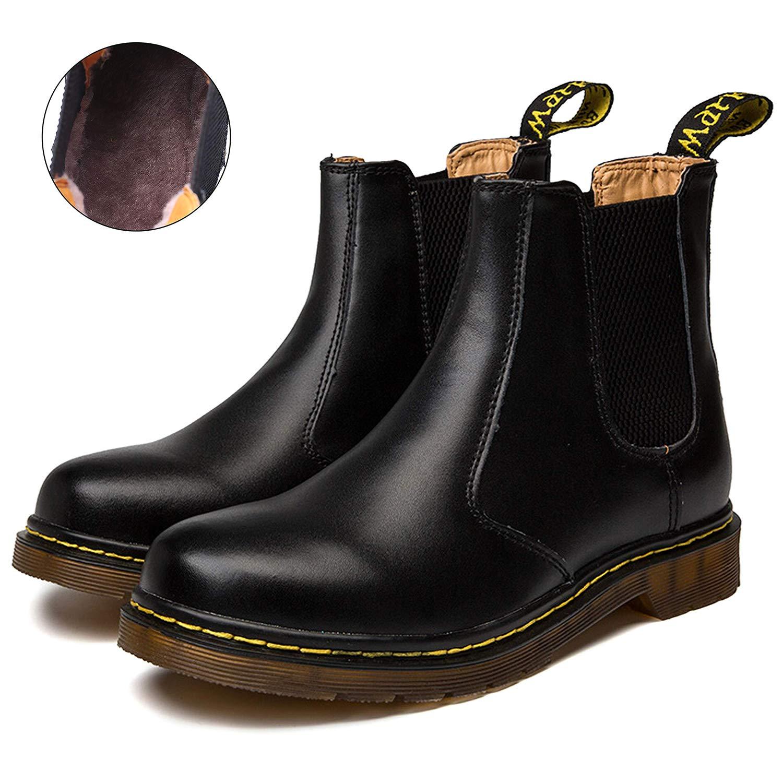 Orktree Orktree Orktree Unisex-Erwachsene Chelsea Stiefel Damen Stiefel Derby Wasserdicht Kurz Stiefeletten Schuhe Herren Worker Stiefel e5c0ff