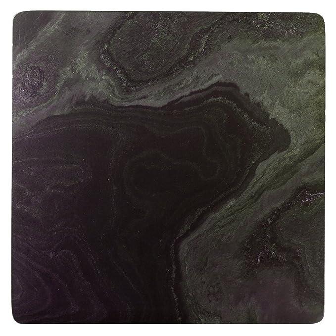 4-er-Set Schieferoptik schwarz ProCook Platzset Platzmatte und Untersetzer