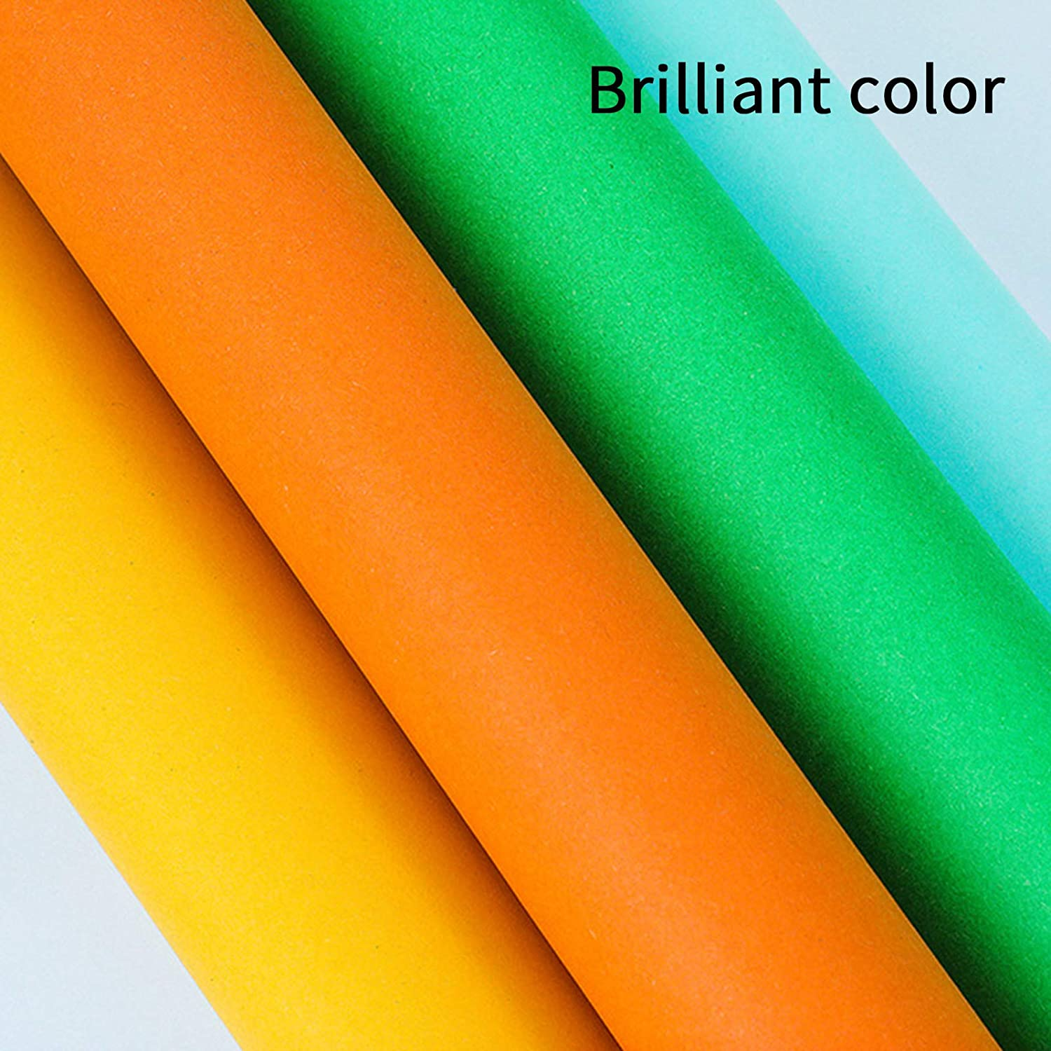 100 PCS Origami Paper,Colored Paper for 20 Colors,6 Inch Square Origami Paper for Kids,Adults,Beginners,Arts Crafts Projects,School Craft Lessons