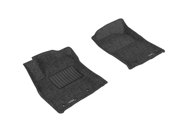 Gray L1LX04302201 Classic Carpet 3D MAXpider Complete Set Custom Fit Floor Mat for Select Lexus GX460 Models