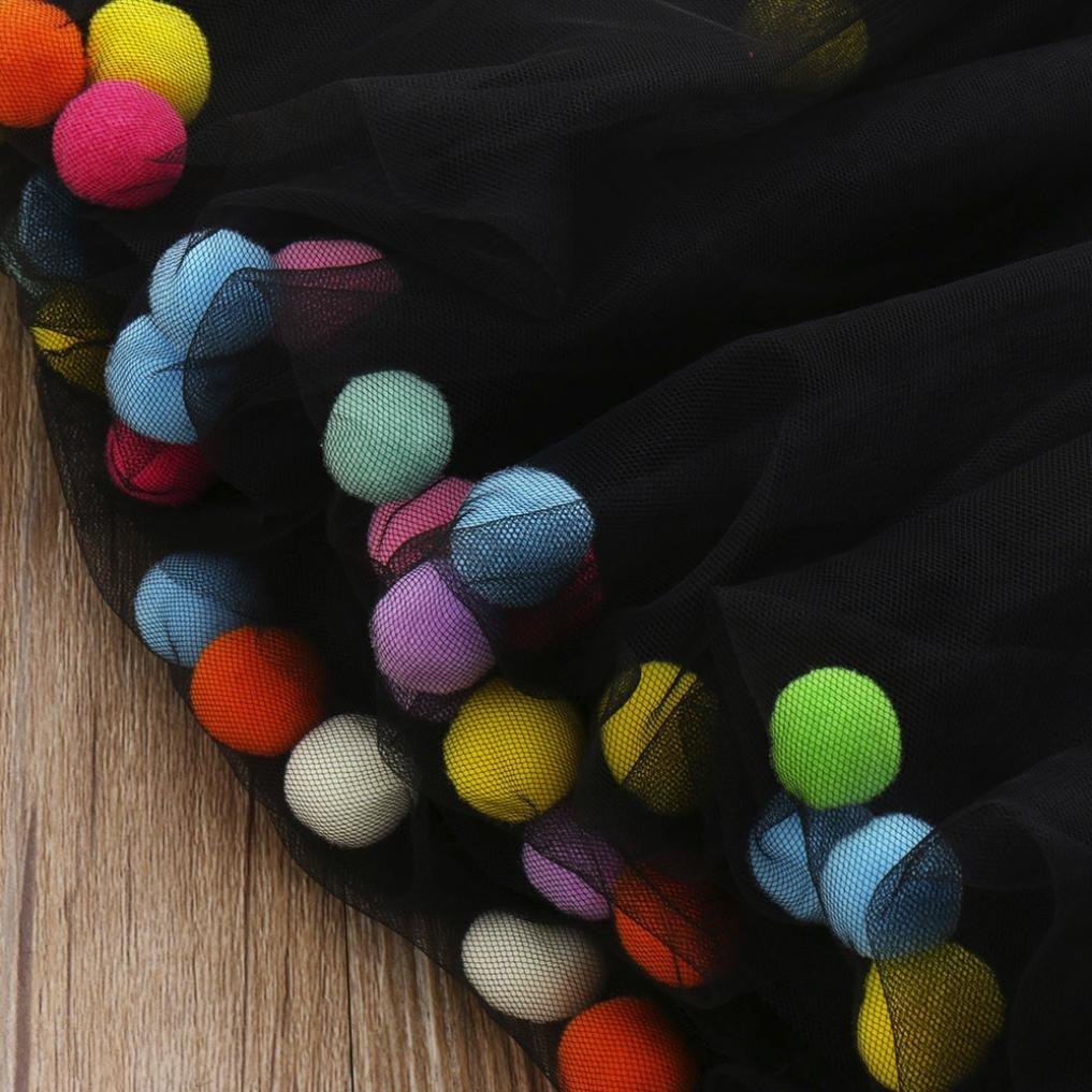 Winkey 3Pcs Baby Girls Kids Tutu Ballet Skirts+Bracelet+Necklace Party Set Red