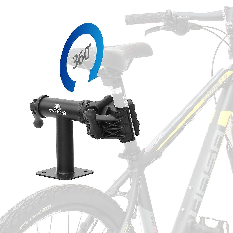 Bikehand Bike Hold Tool Repair Stand Workbench Mount