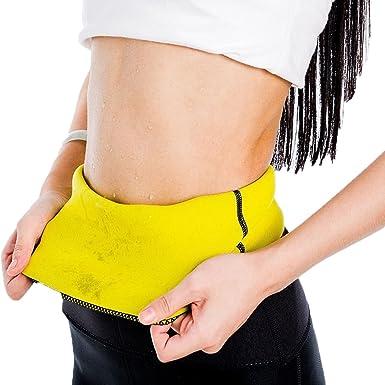 2d099f3f16 Florata Tummy Control Belt Waist Cincher Yoga Corset Body Shaper Sauna  Corset  Amazon.co.uk  Clothing