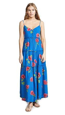 dcad3a91d746 Flynn Skye Women's Jasper Maxi Dress at Amazon Women's Clothing store: