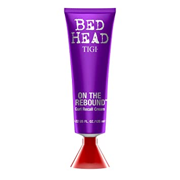 Bed Head Super Fuel On The Rebound Curl Cream, 4.22 Fluid Ounce