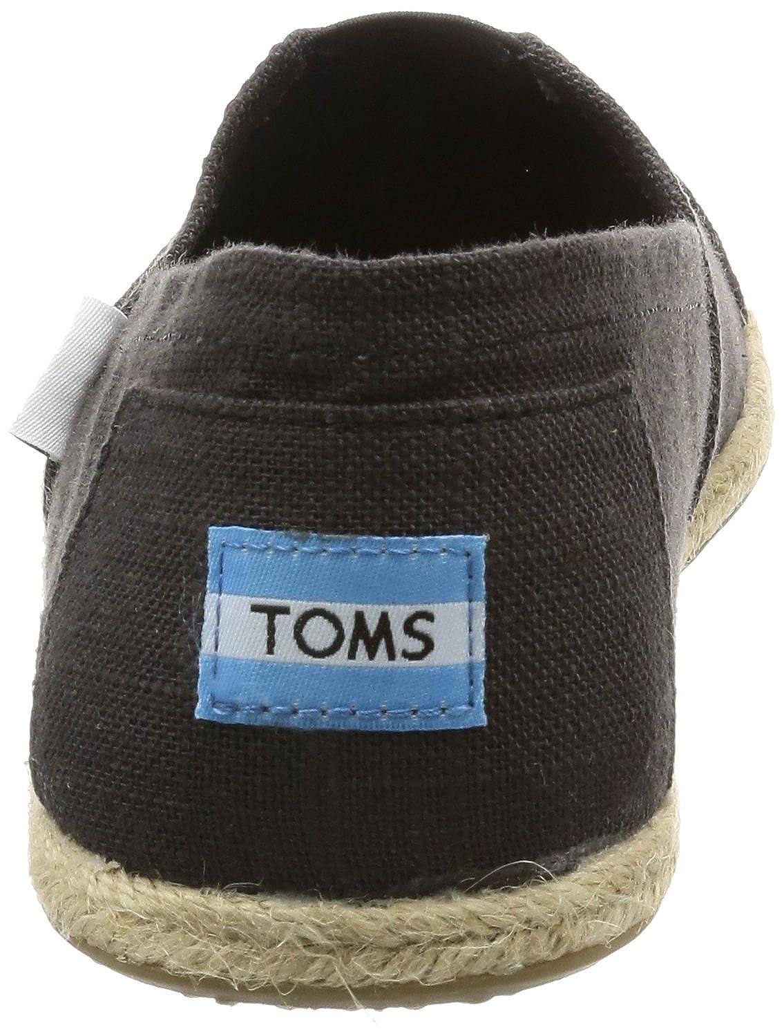 19f46d0b9bd TOMS Men s s Alpargata Classic Rope Sole Espadrilles  Amazon.co.uk  Shoes    Bags