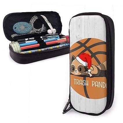 Estuche de madera para lápices de baloncesto para niños y niñas ...