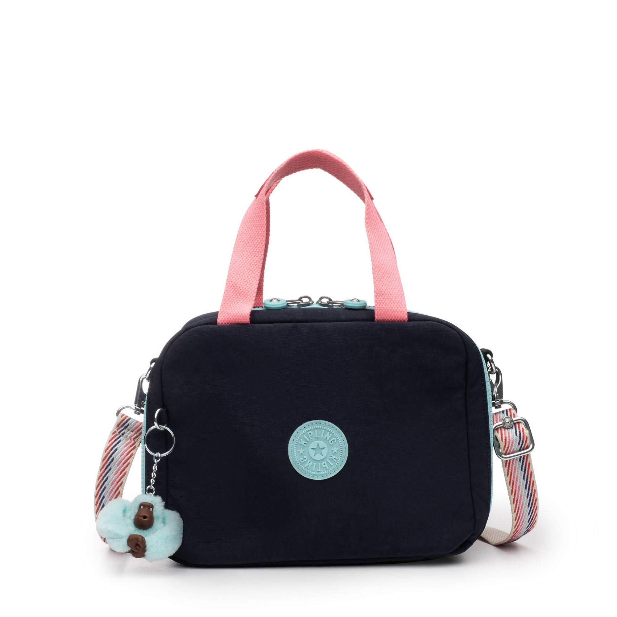 Kipling Miyo Lunch Bag True Blue 4