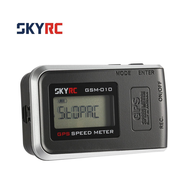 FairytaleMM SKYRC GSM-010 Compact GPS Velocímetro altímetro para RC Coche Plane Quadcopter