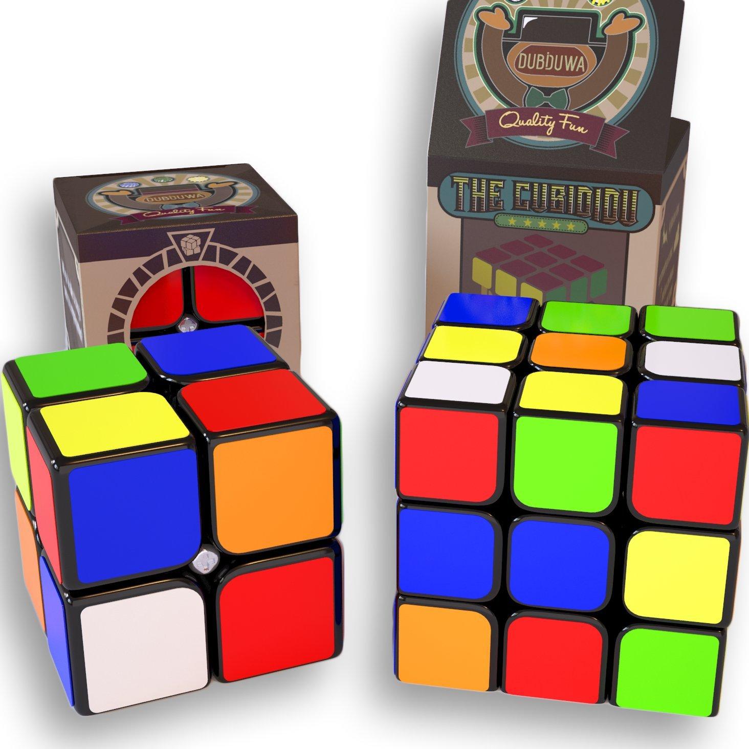 materiales de calidad /¡Es suave y r/ápido como ninguno THE CUBIDIDU 3X3 /¡Dile adi/ós a los cubos r/ígidos! 3x3