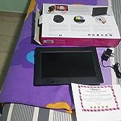 Amazon.com : Aluratek ADMSF310F 10-Inch Digital Photo