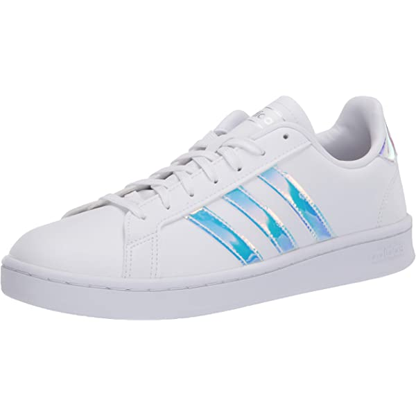 | adidas Women's VL Court 2.0 Sneaker, Active
