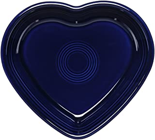 product image for Fiesta 17-Ounce Heart Bowl, Medium, Cobalt