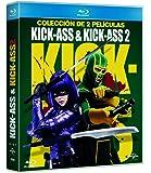 Pack: Kick-Ass 1 + Kick-Ass 2 (Edición 2017) [Blu-ray]