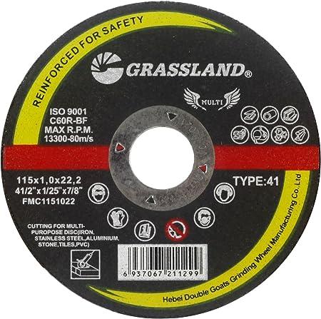 50pc Abrasive Tools Fiberglass Reinforced Cutting Disc Cut Off Wheel
