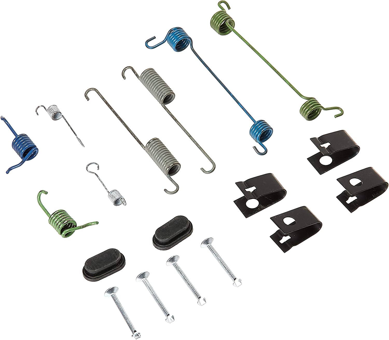 Carlson Quality Brake Parts H7297 Rear Drum Hardware Kit