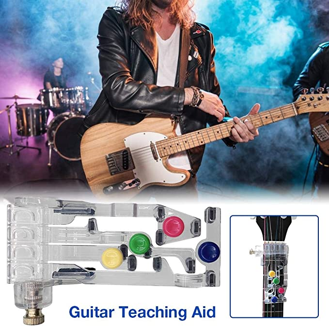 Principiantes de guitarra: sistema de aprendizaje de guitarra ...