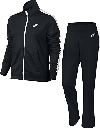 Nike Women S Sportswear Tracksuit At Amazon Women S Clothing Store
