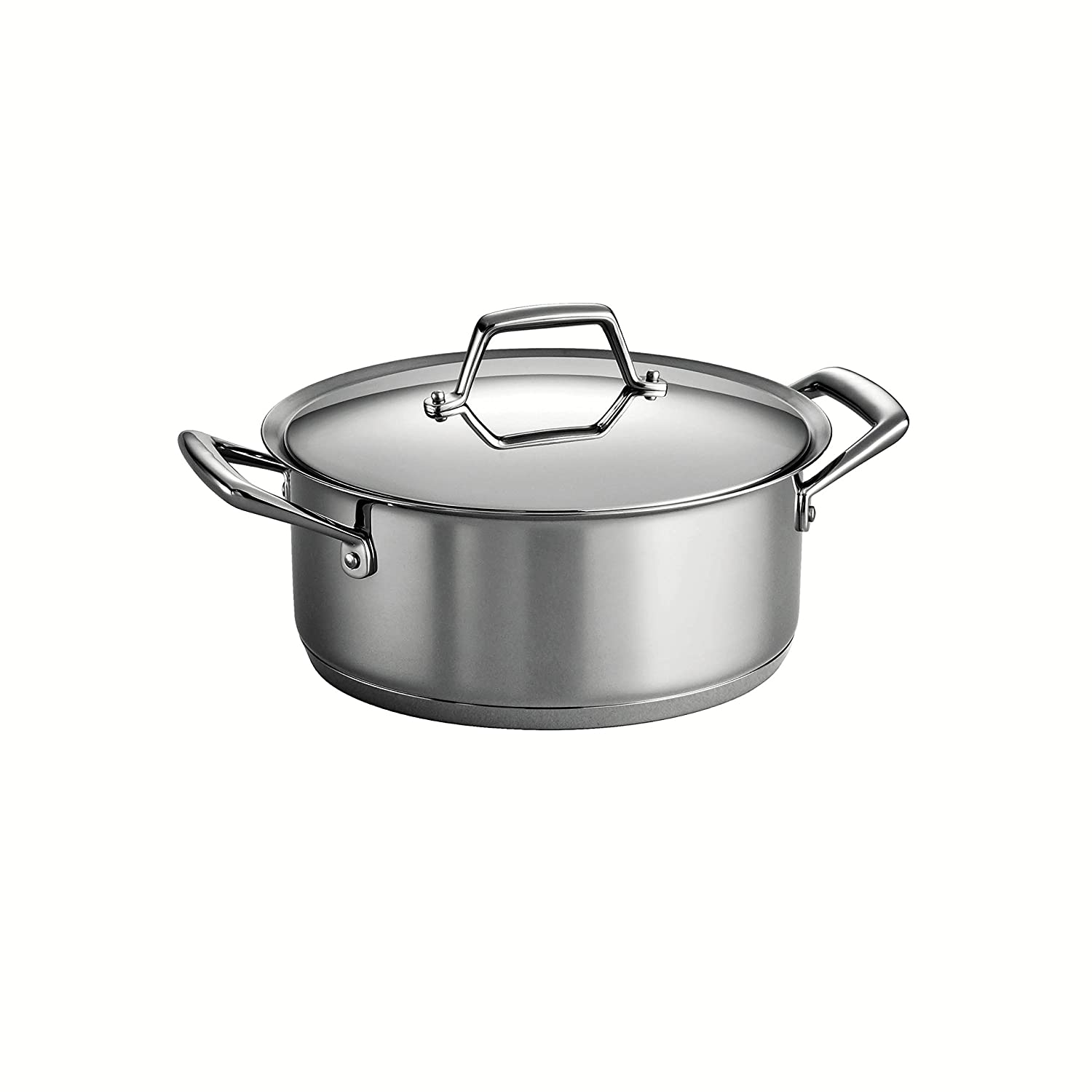 Amazon.com: Tramontina Gourmet Prima 18/10 Stainless Steel Tri-Ply ...