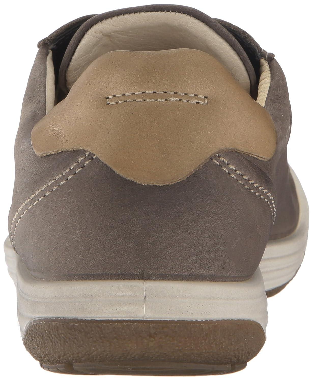 ECCO Women's Chase II Tie M Sneaker B00O8G3568 36 EU/5-5.5 M Tie US Warm Grey 1509b4