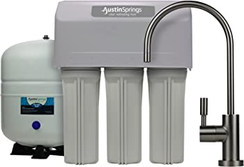 Austin Springs 5-Stage Reverse Osmosis Water Filter System
