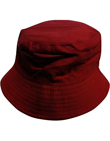 L L 100% Cotton Adults Bucket Hat Summer Fishing Fisher Beach Festival Sun Cap  UK 503bff3a38e