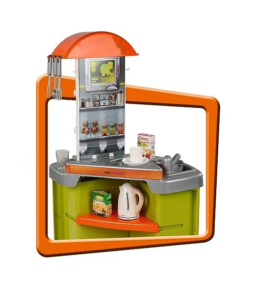Smoby 24666 - Tefal Studio Küche, orange/weiß: Amazon.de: Spielzeug