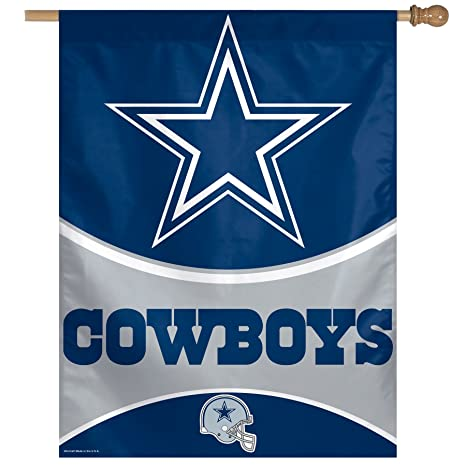 1fb0a98a Image Unavailable. Image not available for. Color: Wincraft NFL Dallas  Cowboys Vertical Flag ...