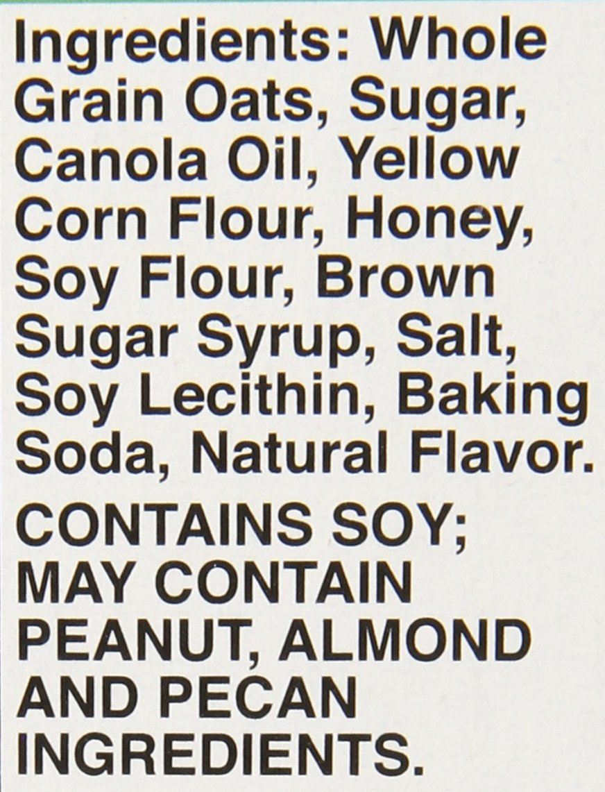 Nature Valley Granola Bars, Crunchy, Oats and Honey, 1.49 Ounce , 24 Count (Pack of 6) by Nature Valley (Image #2)
