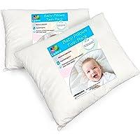 2Pk. Equinox Baby Toddler Pillow Set