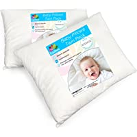 2-Pack Equinox Baby Toddler Pillow Set