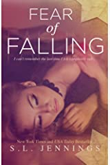 Fear of Falling: a Fearless novel Kindle Edition