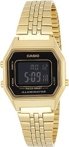 Casio Montres bracelet LA680WEGA 1BER: : Montres  8u7rl