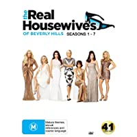 Real Housewives of Beverly Hills - Season 1-7 Collection DVD